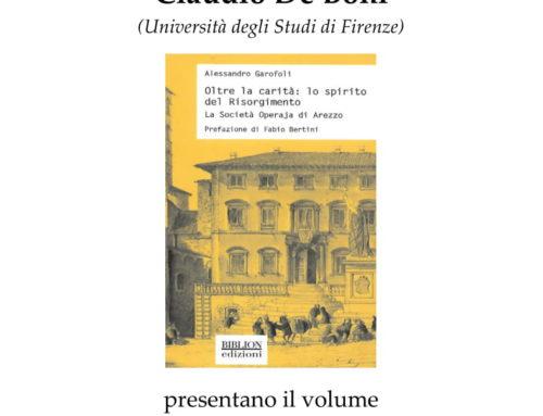 Presentazione del Libro di Alessandro Garofoli