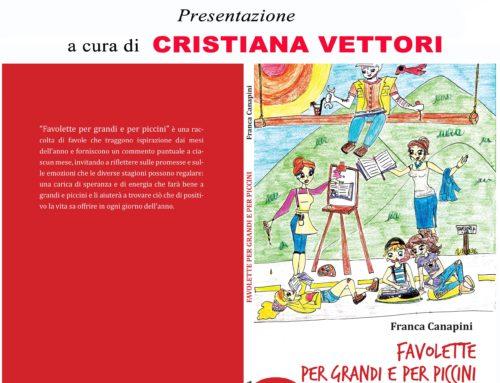 Presentazione Libro Franca Canapini