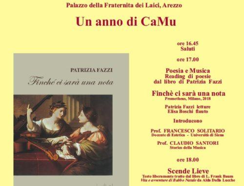 Presentazione nuovo libro di Patrizia Fazzi