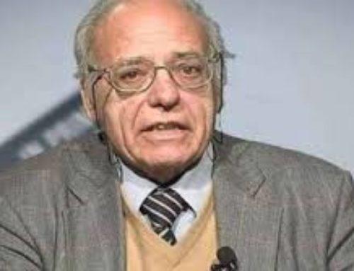 Professor Fabrizio Fabbrini