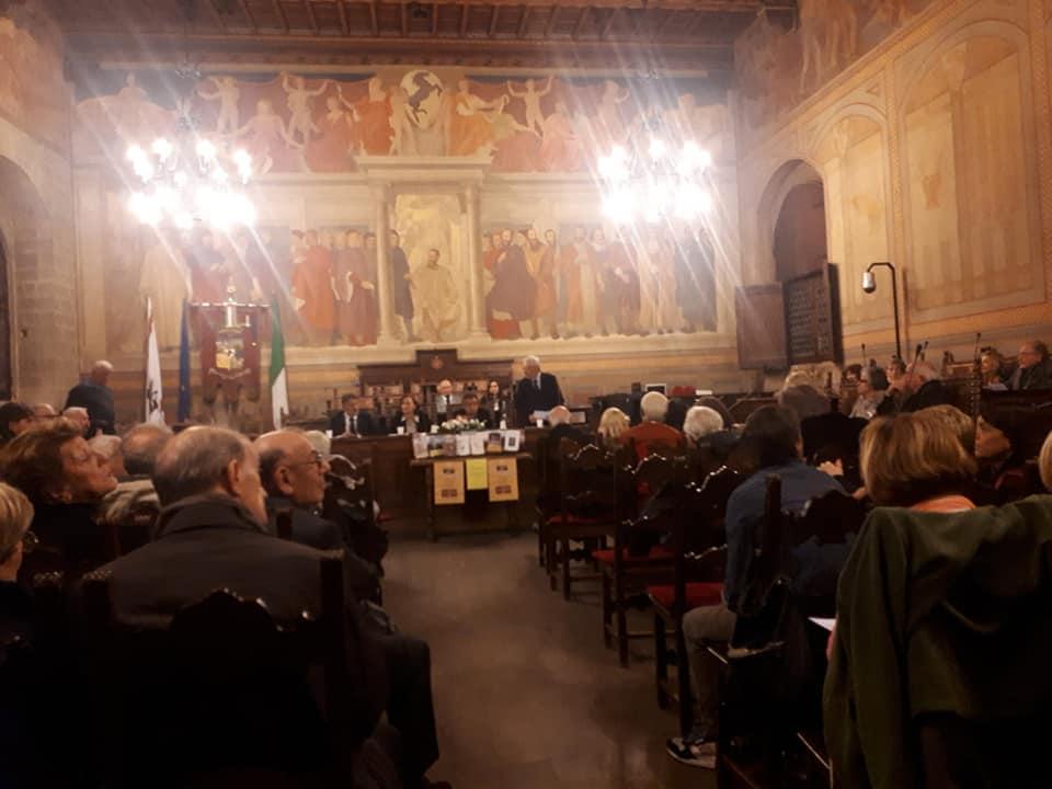 Cerimonia XXI Edizione Premio Tagete